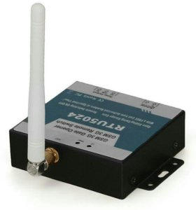 GSM модуль управления шлагбаумом и воротами