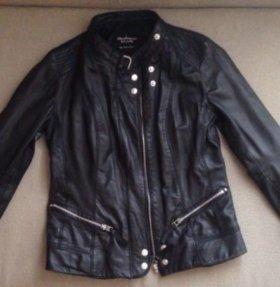 Куртка (кожанка), натуральная кожа