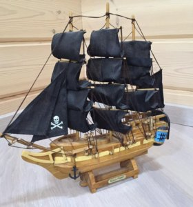 """Пиратский корабль """"Чёрная Жемчужина"""""""