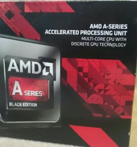 Компьютер (системник) на AMD A10