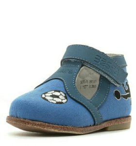 Туфельки на первые шаги