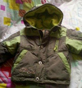 Куртка и штаны на зиму