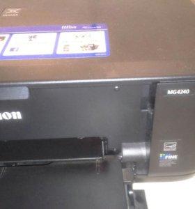 МФУ Canon MG4240