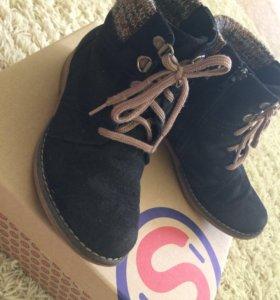 Shagovita ботинки демисезонные