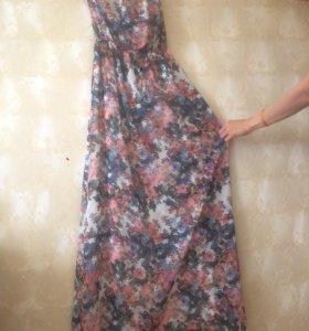 Новое платье летнее Бершка