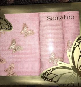 Набор полотенец новый