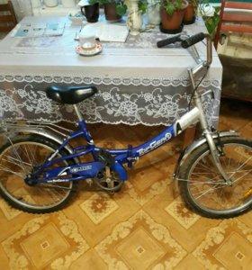 Складной велосипед TopGear
