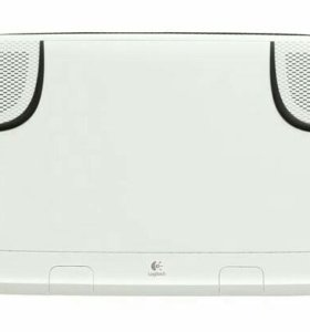 Подставка-колонка для ноутбука Logitech N550 белый