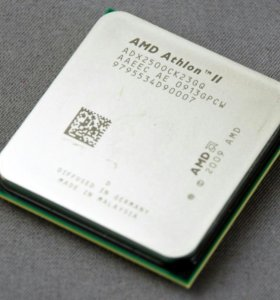 Процессор AMD Athlon II