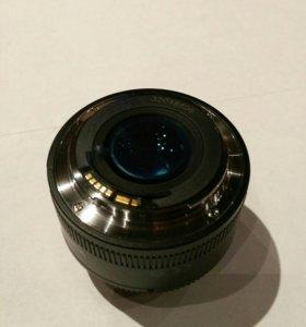 Фотообъектив YONGNUO YN35mm F/2 для Canon EF EOS