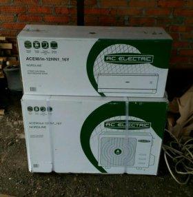 Сплит-система AC-Electric 12 Nordline