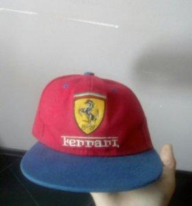 Продам кепку Ferrari