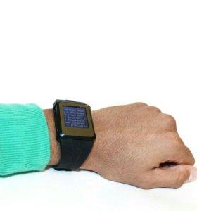 Часы-шпаргалка с тревожной кнопкой(продажа/аренда)