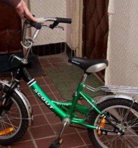 Велосипед 16д