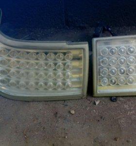 Светодиодные задние фары на ВАЗ 2110
