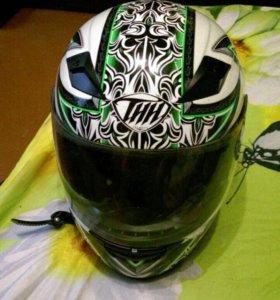 Шлем для скутера , мотоцикла