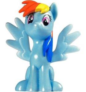 My Little Pony Sweet Box Figure Rainbow Dash