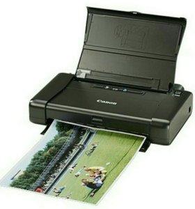 Пртнтер Canon Pixma-IP110