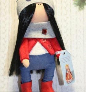 Кукла тильда.