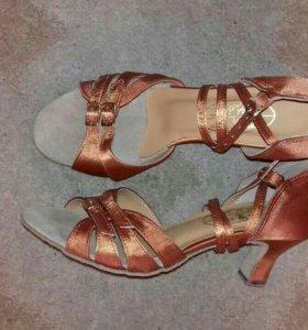 Туфли латина танцевальные