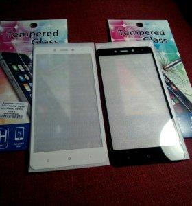 Защитное стекло Xiaomi redmi Note 4x, redmi 4x