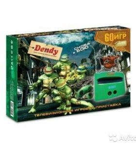 Dendy Turtles (черепашки нидзя) 60-in-1