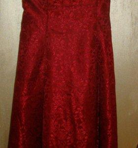 Платье в пол. Р-р 46-52