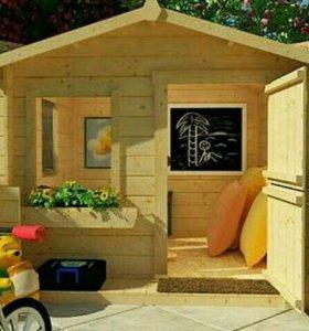 садовый детский дом