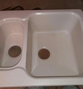 Мойки для кухни из искусст.камня