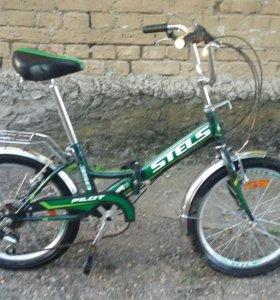 Велосипед 20' stels pilot