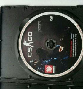 CS:GO диск