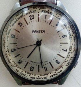 """Советские Часы """"ракета"""""""