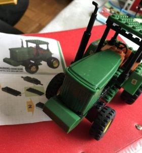 Lego Трактор