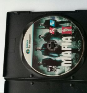 Мафия 2 диск