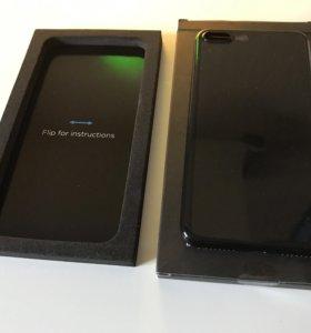 Чехол Apple IPhone 7 Plus Jet Black новый