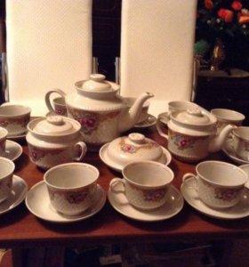 Сервиз чайный на 12 персон