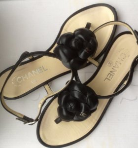 Chanel босоножки