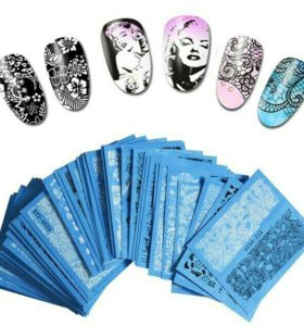 На ногти слайдеры