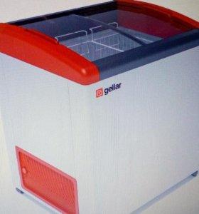 Морозильный ларь FROSTOR gellar fg 250 e