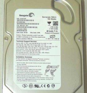 Жёсткий диск Seagate Barracuda 7200.9 160Gb