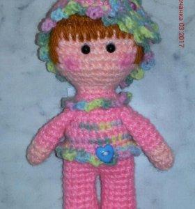 Кукла Маняша