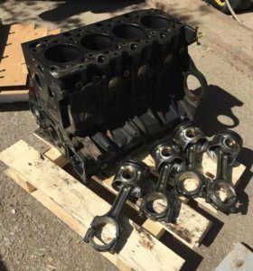 Блок двигателя D4CB 170 л.с.