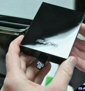 Жесткий диск xbox 360 slim