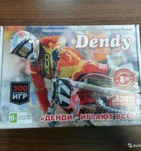 Игровая приставка Денди 300 игр в 1