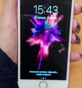 iPhone 6s 64 gb rose