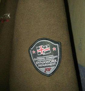 Куртка,,Dynawork, размер 48-50 новаяна иск мех