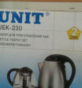 Продам новый чайник с заварочником