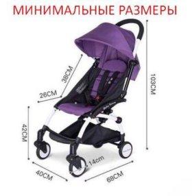 Бюджетная детская коляска