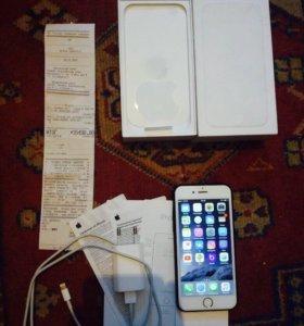 iPhone 6 16gb Gold Не Восстановленный!