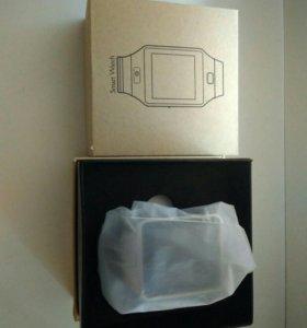 Смарт часы с функцией телефона